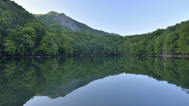 Ketoba No Ike Lake